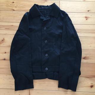ヨウジヤマモト(Yohji Yamamoto)のY's YOHJI YAMAMOTO/美品 ジャケット 羽織り ブラック(テーラードジャケット)