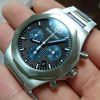 ジラールペルゴ(GIRARD-PERREGAUX)の最安!極美品!ジラールペルゴ ロレアート38クロノグラフ(腕時計(アナログ))