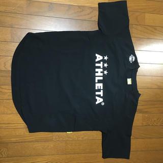アスレタ(ATHLETA)のATHLETA アスレタ ラグランスリーブ Tシャツ(ウェア)