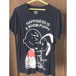 スヌーピー(SNOOPY)のスヌーピー チャーリーブラウンTシャツ ☆(Tシャツ(半袖/袖なし))