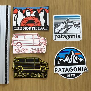 THE NORTH FACE - パタゴニア ノースフェイス ステッカー