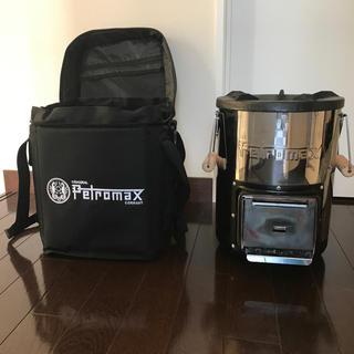 ペトロマックス(Petromax)のペトロマックス ロケットストーブ 未使用専用バック付き(ストーブ/コンロ)