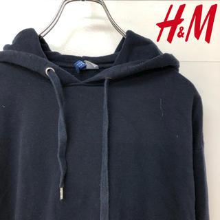 エイチアンドエム(H&M)のh&m エイチアンドエム 長袖 パーカー メンズ XL(パーカー)
