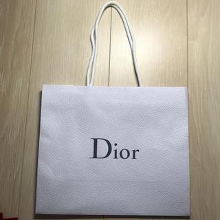 ディオール(Dior)のディオール Dior ショップ袋(ショップ袋)