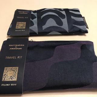 マリメッコ(marimekko)のフィンエアー アメニティセット(旅行用品)