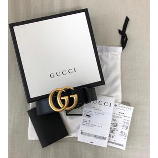 Gucci - 確実正規品 GUCCI ダブルG バックル
