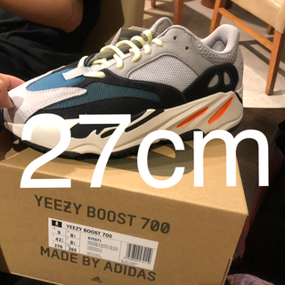 adidas - adidas YEEZY BOOST 700 WAVE RUNNER  27cm