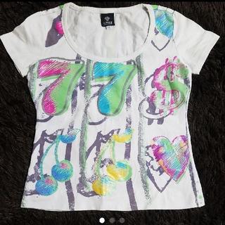 ヴェルサーチ(VERSACE)の★美品【VERSACE】Tシャツ(Tシャツ(半袖/袖なし))