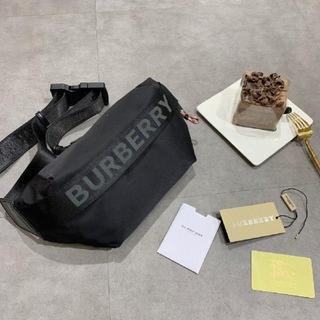 BURBERRY - Burberry ウエストバッグ 正規品 男女兼用