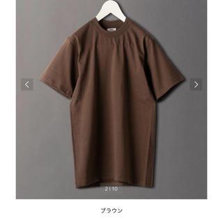 BEAUTY&YOUTH UNITED ARROWS - ロク6ビューティーアンドユース Tシャツ