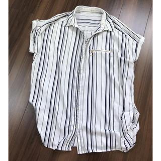 ロングシャツ