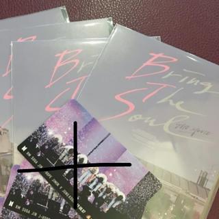 ボウダンショウネンダン(防弾少年団(BTS))のbts  ムビチケ 特典 ポストカード 2枚(K-POP/アジア)