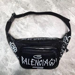 Balenciaga - BALENCIAGAウエストバッグ 男性と女性が適しています