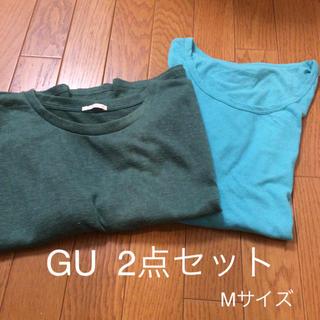 GU - GU トップス 2点セット
