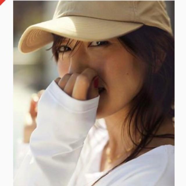 mother(マザー)の東原亜希人気FORMキャップ☆新品 レディースの帽子(キャップ)の商品写真