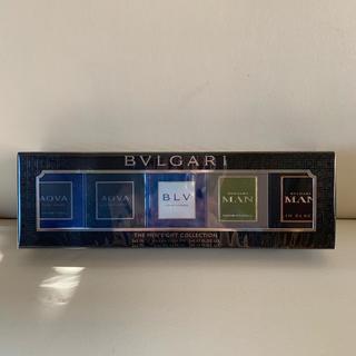 BVLGARI - 新品 ブルガリ ザメンズギフトコレクション