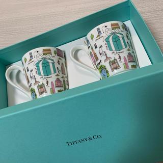 Tiffany & Co. - ティファニー ❁ 5th アベニュー ペアマグカップ