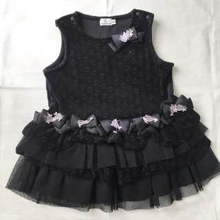 クミキョク(kumikyoku(組曲))の組曲 女の子 フォーマル ワンピース BM 子供  ドレス(ドレス/フォーマル)