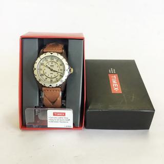 タイメックス(TIMEX)のTIMEX サファリ 腕時計 TW 2P88300(腕時計(アナログ))