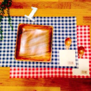 ♡ランチョンマット2枚set♡(テーブル用品)