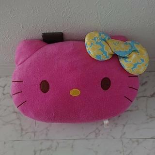 ハローキティ(ハローキティ)のキティ   横60センチほど(ぬいぐるみ/人形)