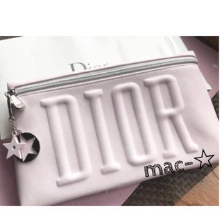 Dior - ⭐️DIOR クラッチ ポーチ⭐️新品未使用⭐️ベビーピンク❤️