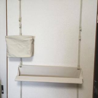 MUJI (無印良品) - 無印良品 扉に付けられる収納 ドア  収納