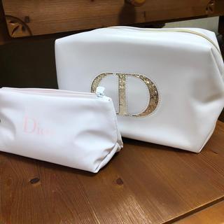 ディオール(Dior)のDior ポーチ 2個セット(ポーチ)