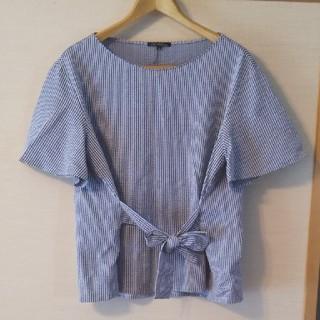 ニジュウサンク(23区)の23区 シャツ サイズ40(シャツ/ブラウス(半袖/袖なし))