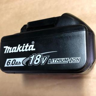 マキタ(Makita)のマキタ18vバッテリー(バッテリー/充電器)