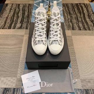 Dior - ディオール ハイカット スニーカー