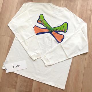 W)taps - wtaps x min-nano tee tシャツ L