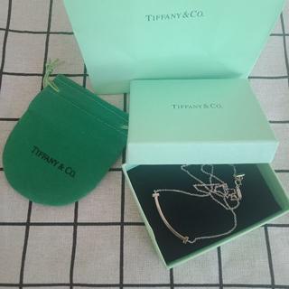 Tiffany & Co. - Tiffanyスマイル ネックレス