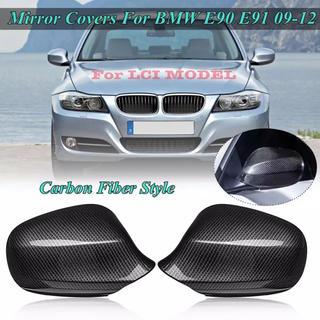 BMW - BMW E90 91 LCI カーボン・ルック・ミラーカバー 交換式