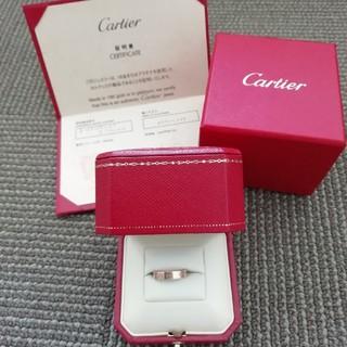 カルティエ(Cartier)のピンクゴールド ミニラブリング Cartier(リング(指輪))