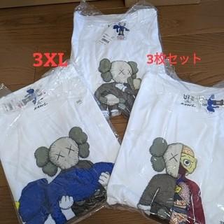UNIQLO - UNIQLO KAWS Tシャツ 3XL