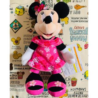 ミニーマウス(ミニーマウス)の限定価格SALE ディズニー リゾート ポージープラッシー ミニー (ぬいぐるみ)