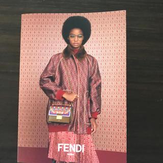 フェンディ(FENDI)のFENDI2019プレフォールコレクション カタログ(ファッション)