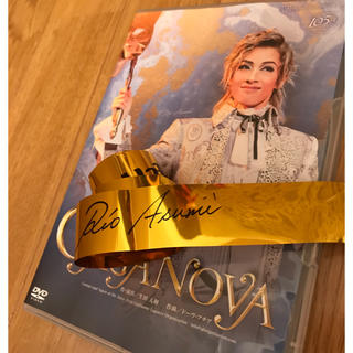 おまけ付き♪ casanova  DVD 宝塚(舞台/ミュージカル)