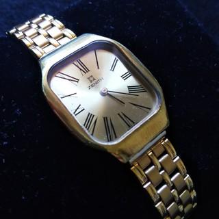 ゼニス(ZENITH)のゼニス ZENITH 手巻き アンティークウォッチ(腕時計)