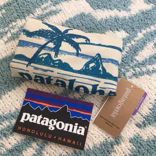 patagonia - ★ステッカー付★【新品】トートバッグ Pataloha パタロハ