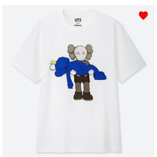 UNIQLO - ユニクロ カウズUT グラフィックTシャツ