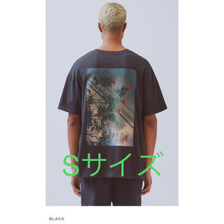 FEAR OF GOD - fog essentialsフォトT Tシャツ 黒 S fear of god