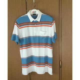 パタゴニア(patagonia)のパタゴニア ポロシャツ ボーダーライン(L)(ポロシャツ)