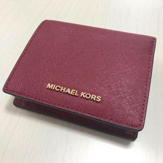 Michael Kors - MICHAEL KORS ミニ財布