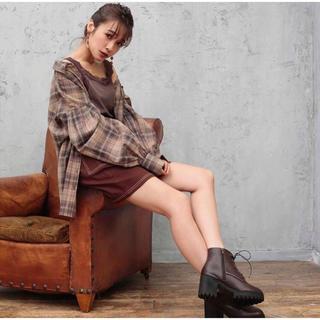 アウトポケットスカート 定価¥4,860