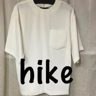 ハイク(HYKE)のハイク(カットソー(半袖/袖なし))