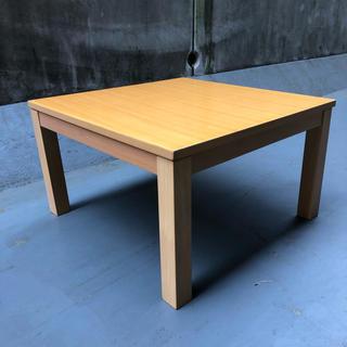 MUJI (無印良品) - 無印良品 テーブル こたつ 良品計画