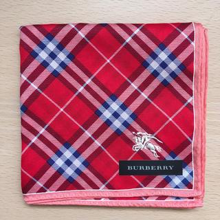 BURBERRY - バーバリーハンカチ新品