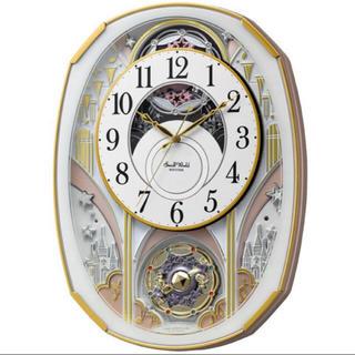 カシオ(CASIO)の【新品未使用】 電波時計(掛時計/柱時計)